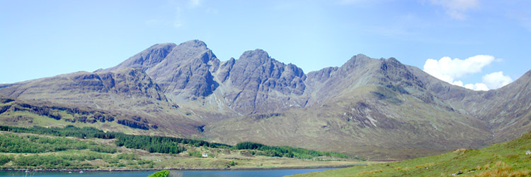Blaven on the Isle of Skye